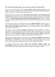 Rassegna editoriali 2 gennaio 2012 - Uil