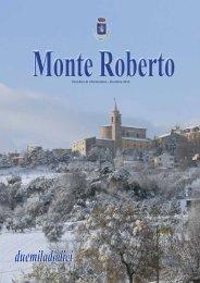 duemiladodici - Comune di Monte Roberto