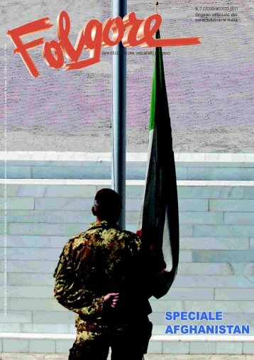 Numero 7 - Associazione Nazionale Paracadutisti d'Italia