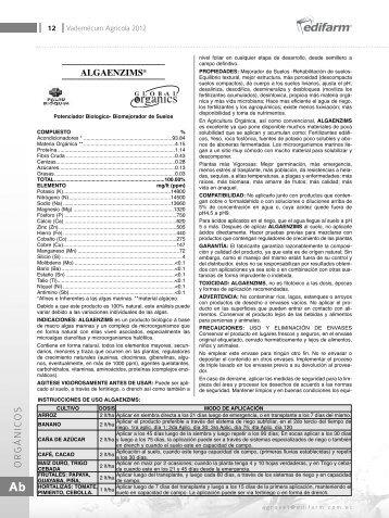 01 Directorio empresas - Edifarm