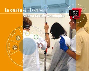 la carta - Ospedale di Udine