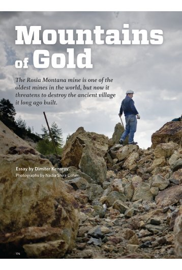 Mountains of Gold for VQR - Nadia Shira Cohen