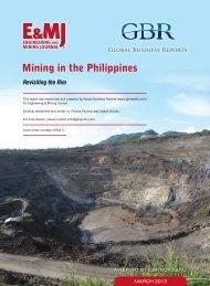 Philippines Mining 2013 - GBR