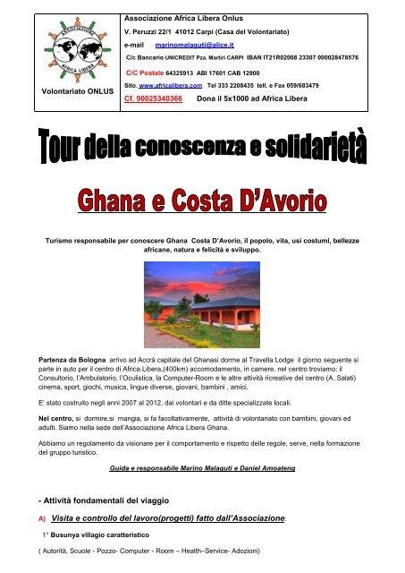 elenco di siti di incontri in Ghana