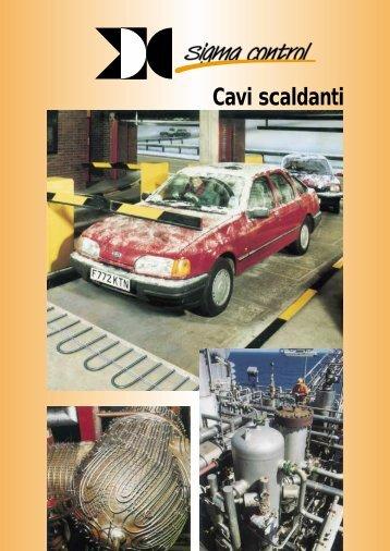 Cavi scaldanti - Sigma control