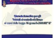 Legge anti fumo - Relatore Cap. Paolo Befera ... - Regione Abruzzo