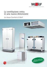 La ventilazione entra in una nuova dimensione - WOLF Italia