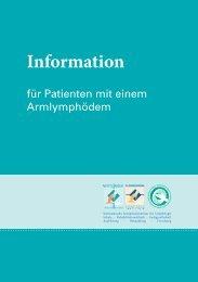 Information Armlympho dem_Layout 1 - Wittlinger Therapiezentrum