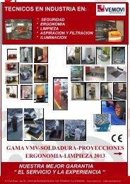 Protección Ergonomica - Vemovi