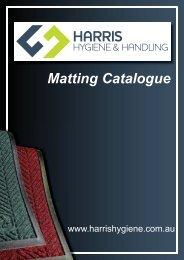 matting catalogue - Harris Hygiene Handling and Storage