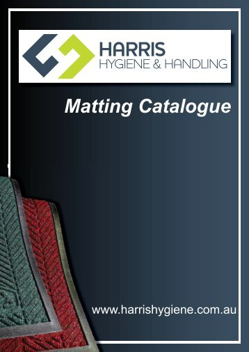matting catalogue - Harris Hygiene Handling and Storage