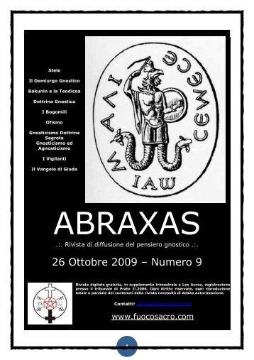 Abraxas - Fuoco Sacro
