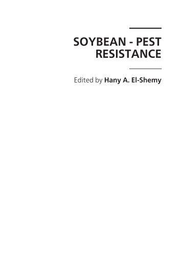 SOYBEAN - PEST RESISTANCE - University of Macau Library