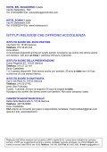 ACCOGLIENZA FAMIGLIE OSPITALITÁ E ALLOGGIO - Page 2