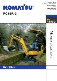 PC16R-2 - komatsu europe