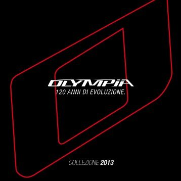 full technical specs - Olympia