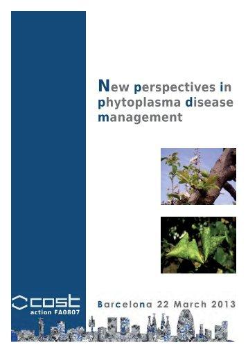 BOOK COST BCN 2013 0.. - Phytoplasma