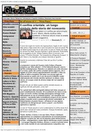 Girodivite_ intervista a G.F.Siboni del 17-04-2012 - OLTRE edizioni