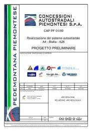 Relazione - Regione Piemonte