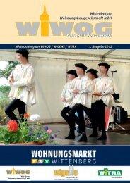 Miterzeitung 2. Auflage 2012 - WiWog