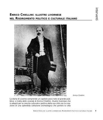 p.9 Enrico Chiellini - Comune di Livorno