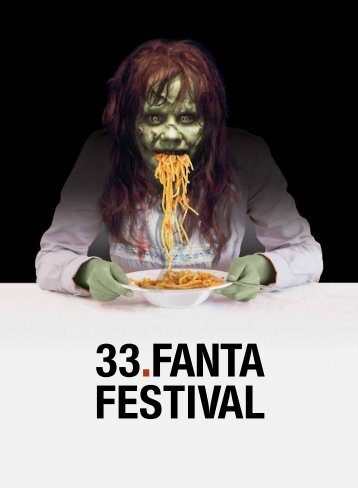 Catalogo Fantafestival 2013