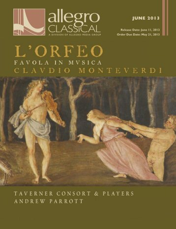 Download the June Classical - Allegro Music