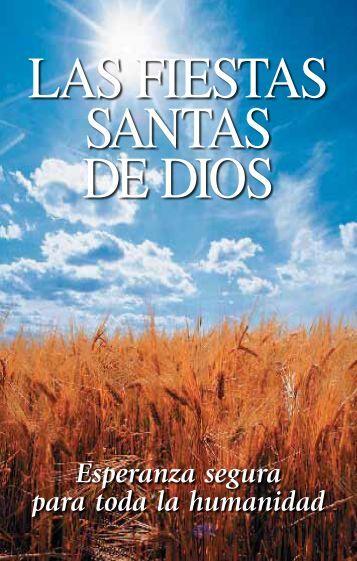 las fiestas santas de dios - Iglesia de Dios Unida, una Asociación ...