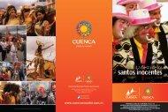 La Fiesta de los Santos Inocentes - Cuenca