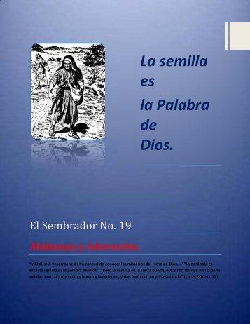 Alabanza y Adoracion II.pdf - Ministerios Llamada Final - Villanueva ...