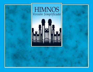 VERSIÓN SIMPLIFICADA DE LOS HIMNOS