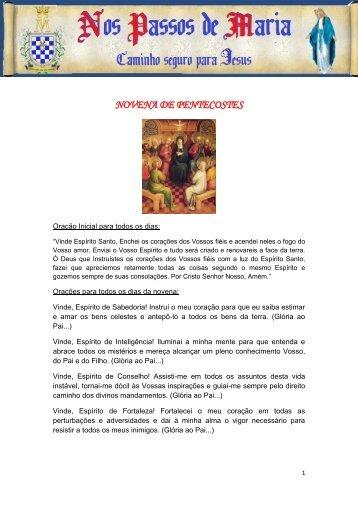 De nos pdf passos jesus