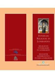 Itinerari religiosi in Lombardia - ASiM