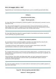 R.D. 827/24 - Regione Abruzzo