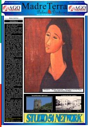 madreterra numero 18 - giugno 2011 - Madreterranews.it