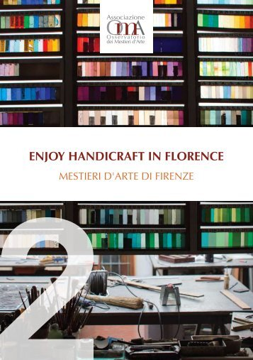 Enjoy Handicraft in Florence 2 - Osservatorio dei Mestieri d'Arte