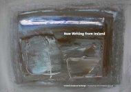 New Writing from Ireland - Ireland Literature Exchange