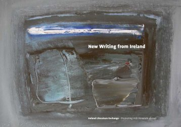 New Writing from Ireland - Ireland Literature Exchange