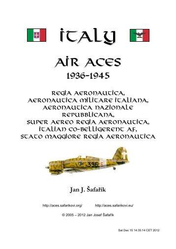 By total number of victories - Jan J. Safarik: Air Aces
