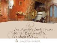 Azienda Agricola Andi Fausto Settore - Dote Regione Lombardia