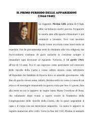 3. Il primo periodo delle apparizioni.pdf - Parrocchia San Michele ...