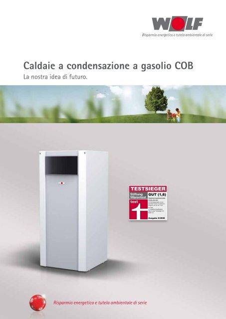 Caldaie A Condensazione Gasolio COB