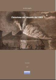 Aniello Langella - L'eruzione del Vesuvio del 1805 - vesuvioweb 2013