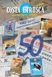Giugno - Luglio - Agosto 2011 - Costa Etrusca
