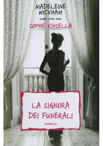La signora dei funerali - Club degli Editori