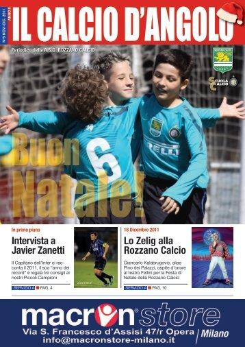 La_Stampa_files/GIORNALINO N°6-2011.pdf - Rozzano Calcio