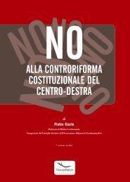 ALLA CONTRORIFORMA COSTITUZIONALE DEL ... - Assise di Napoli