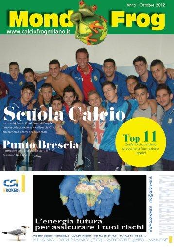 Scuola Calcio - Frog Milano