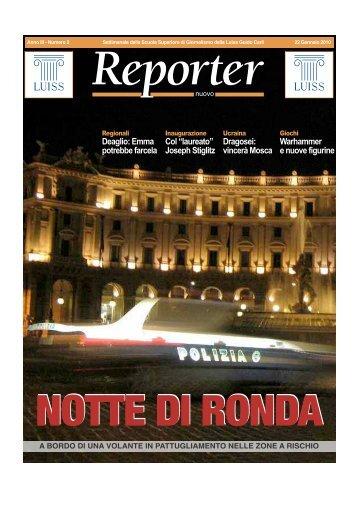 Numero 2 - Reporter nuovo