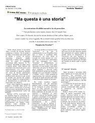 Ma questa è una storia - Città di Torino
